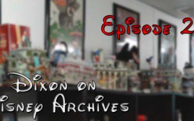 Dixon on Disney Archives – Episode 20 – (S1E20)
