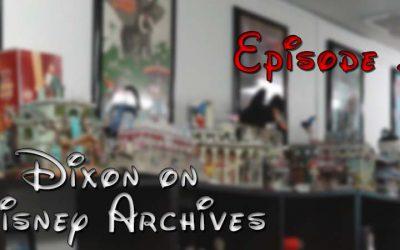 Dixon on Disney Archives – Episode 21 – (S1E21)